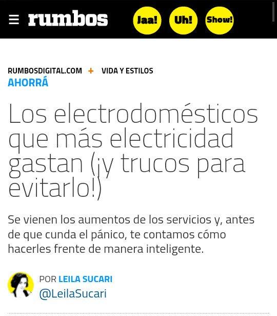 Rumbos (que es Clarín) #MilitandoElAjuste   Nota: https://t.co/6FMJ8F7uq0  Cc @nanoxdominguez https://t.co/F1KMYTR3dt