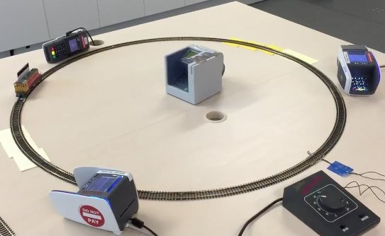 @MrJamesMay Not just for home. Here's a train set being used to test contactless payments. https://t.co/tb9HvJoKc8
