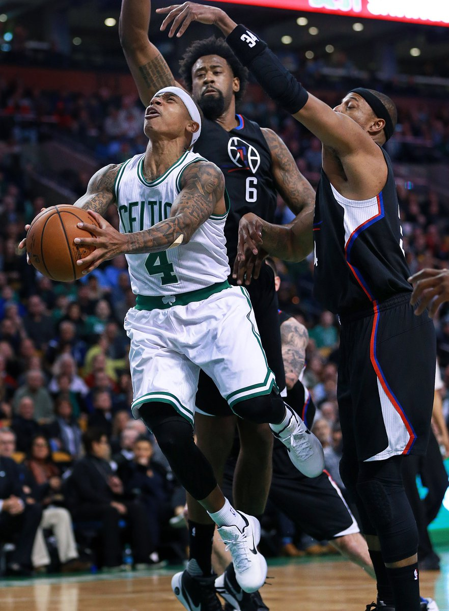 Celtics roar back to defeat Clippers in OT at TD Garden: 139-134