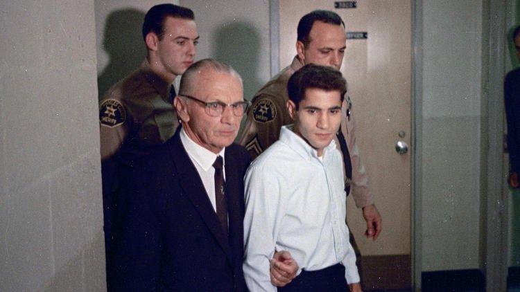 Sirhan Sirhan, man who killed RFK, is denied parole a 15th time