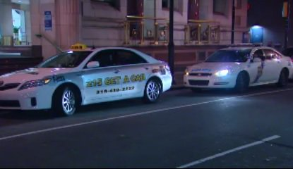 Cab Driver stabbed during robbery in South Philadelphia overnight.