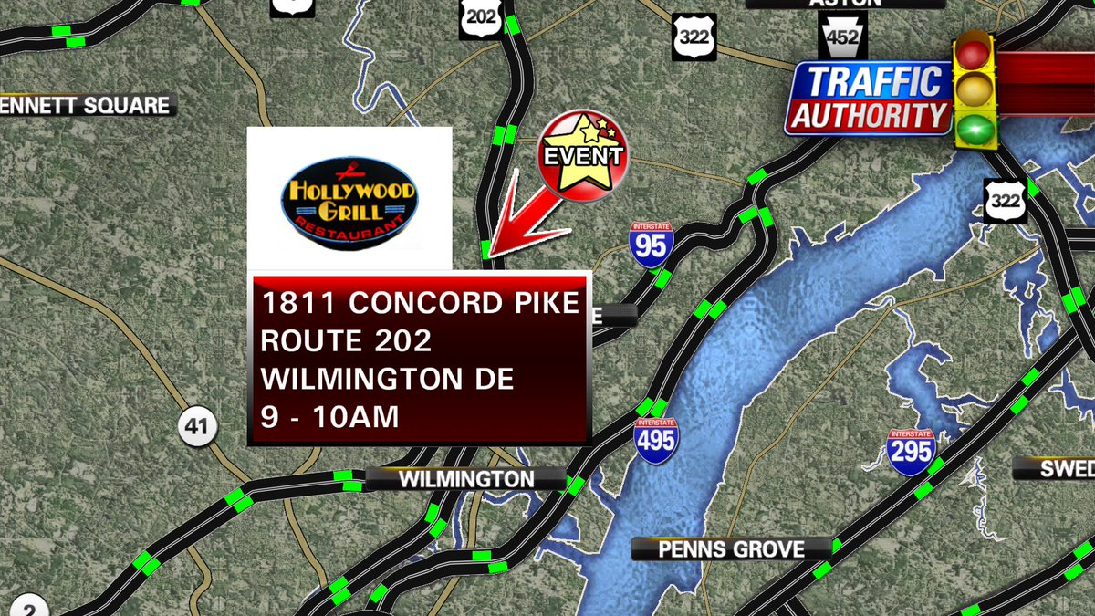 Yo Wilmington....Comin ur way for Breakfast today...see ya LIVE at 9AM @fox29philly