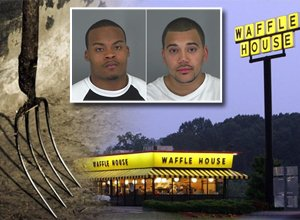These six bizarre crimes could only happen at @WaffleHouse