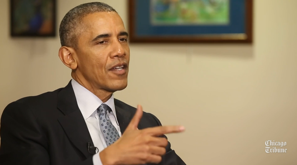"Our interview with Obama: ""Maybe I could have done ... a little better"""