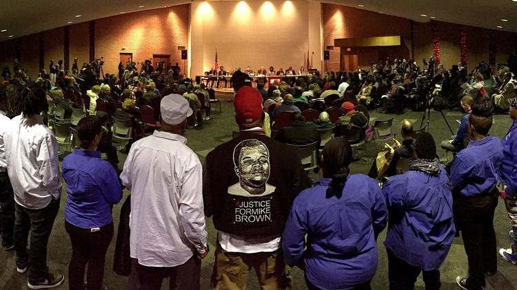 Justice Department enters civil rights suit against Ferguson in strong position
