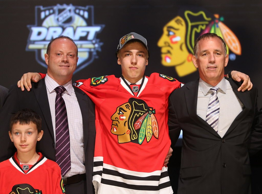Chicago to host NHL Draft for the first time in 2017. Quick story