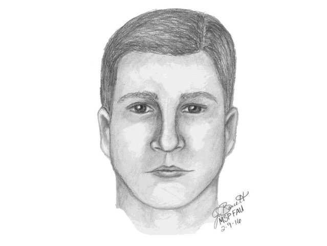 Sketch released of suspect accused of ambushing woman in University of Michigan bathroom