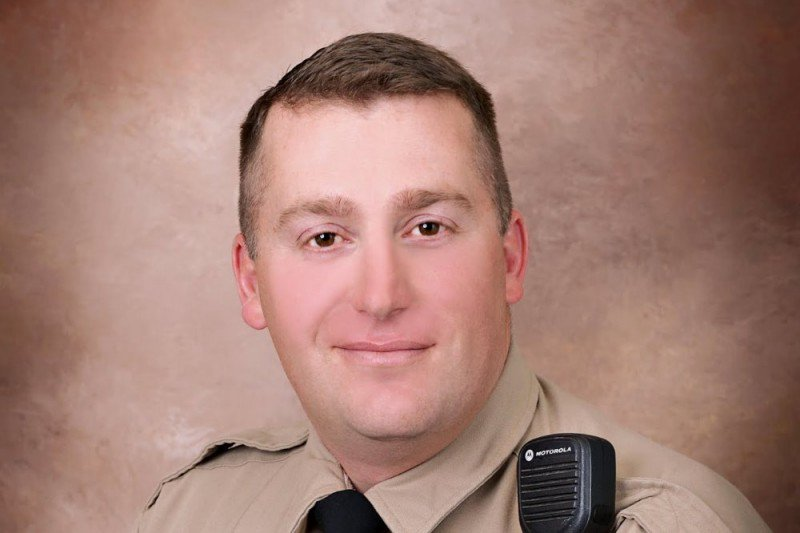 Mesa County deputy Derek Geer officially removed from life support after shooting.