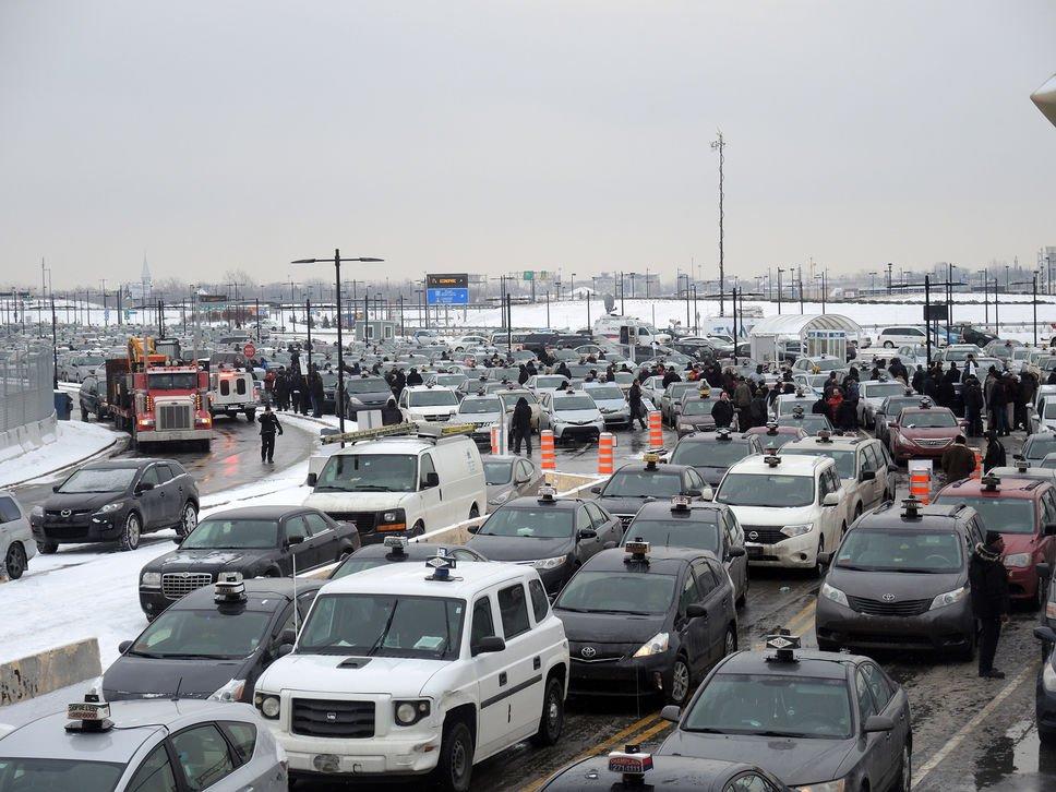 Le casino de Montréal dans la mire des taxis