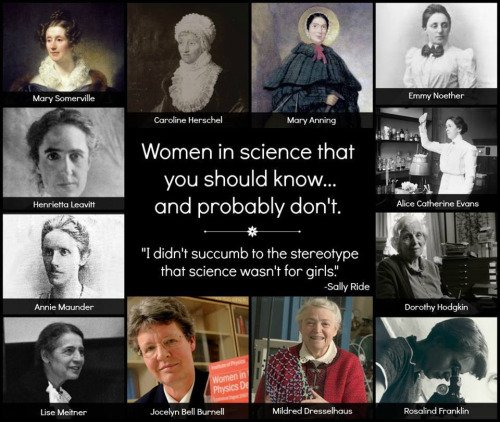 Today is International Day of Women and Girls in Science. Who are your role models? #GenderEquality #WomenInScience https://t.co/5m4O9ZIRg7
