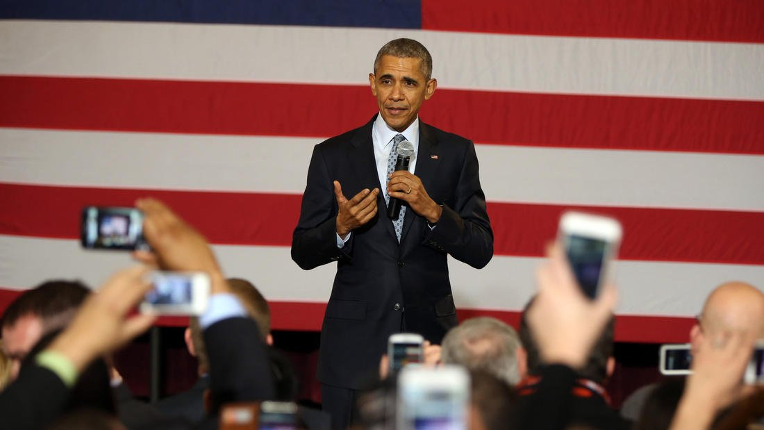 Returning to his Springfield roots, Obama calls for an end to