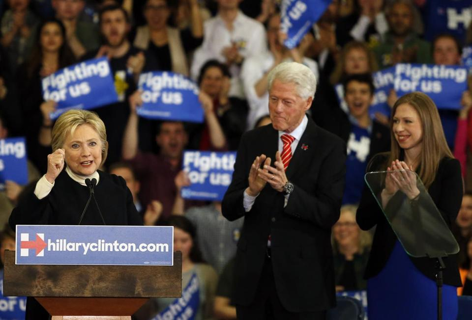 After N.H., supporters fear Clinton is out of touch