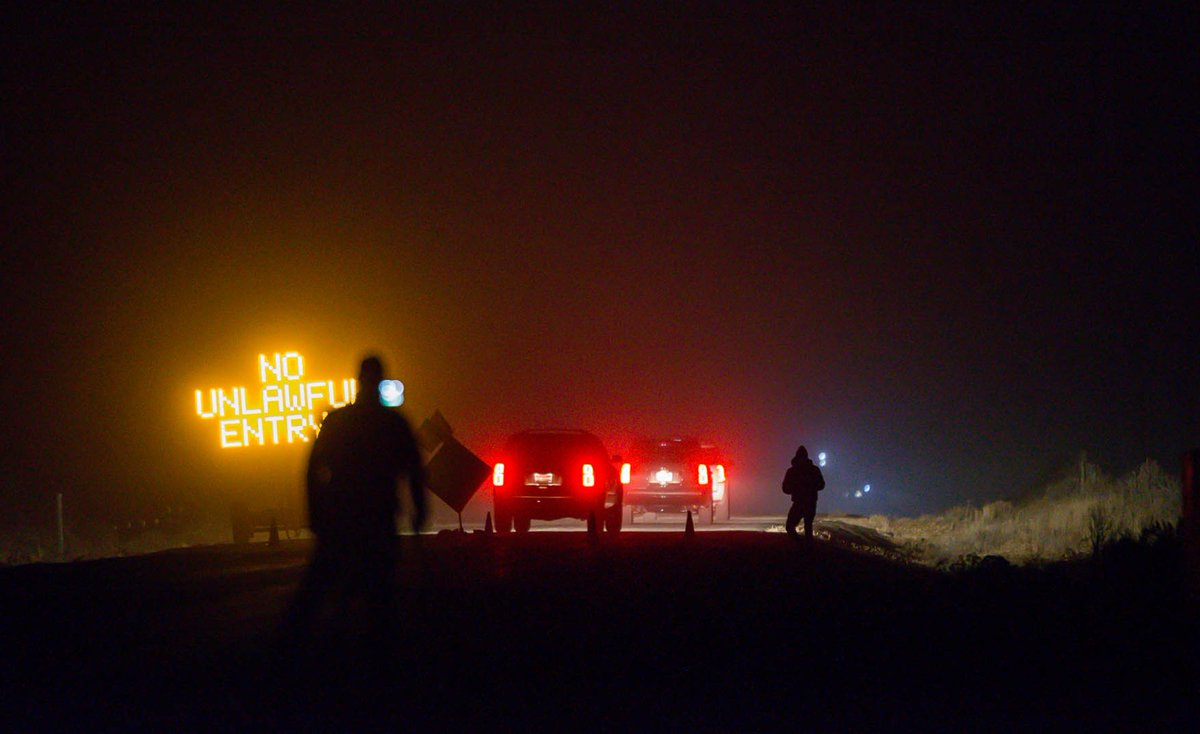 Oregon refuge occupiers say they'll turn themselves in.