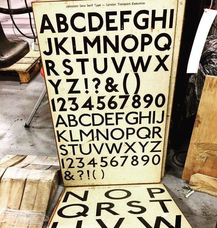 Happy Birthday Edward Johnston, famed designer of Transport for London's iconic Johnston typeface.#tfl https://t.co/Av4KOPWZFB