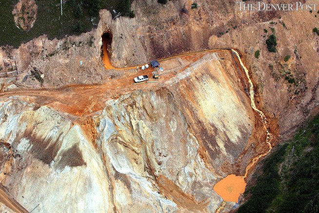 EPA employee in charge of Gold King Mine knew of blowout risk, email shows