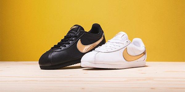 Nike Cortez Metallic