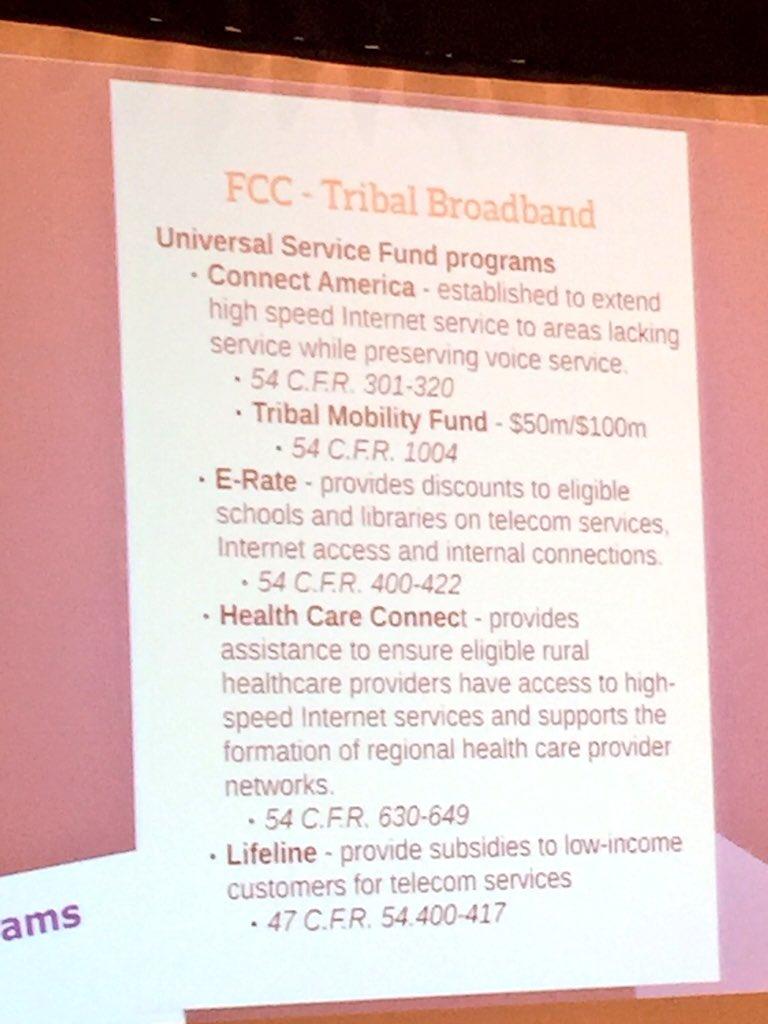 @laeleh speaking at #wiringtherez @FCC #tribalbroadband #tribalecommerce
