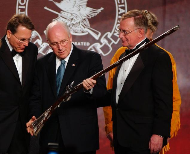 Ten years ago today, Dick Cheney accidentally shot his hunting partner instead of quail