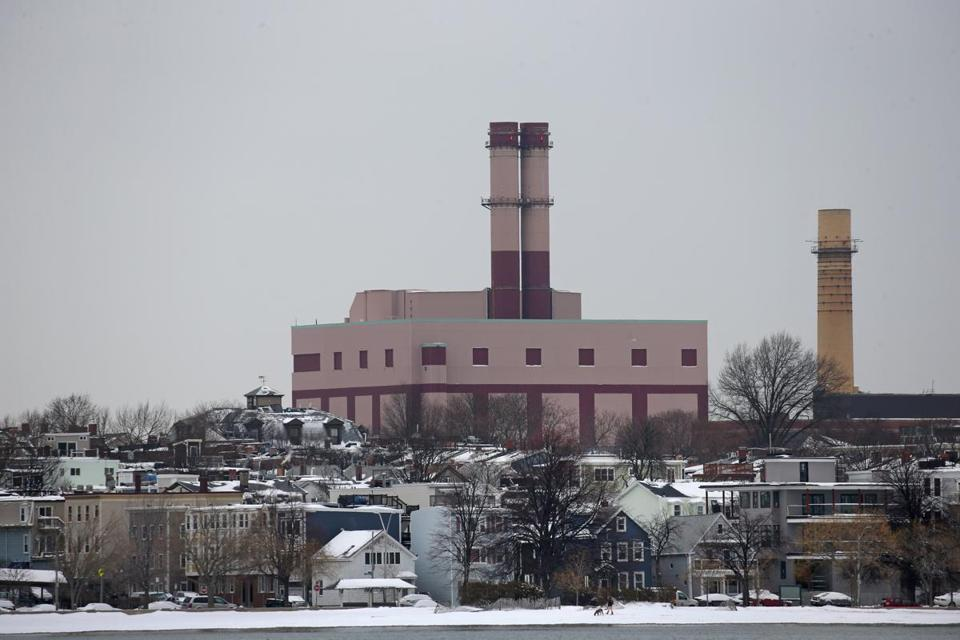 The smokestacks that have loomed for decades over South Boston could soon be coming down