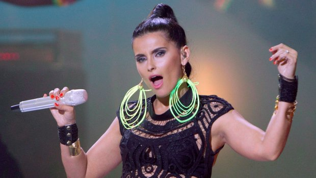 Nelly Furtado, Ne-Yo to sing anthems at NBA All-Star game