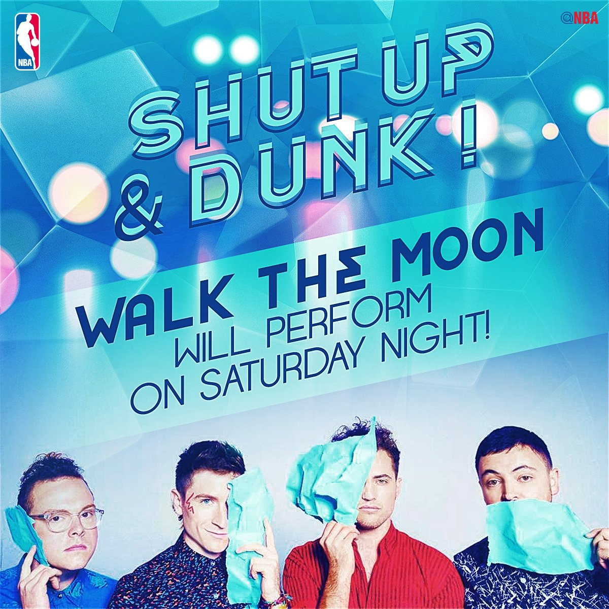 Walk The Moon Tour 2020 2020 NBA All Star on Twitter: