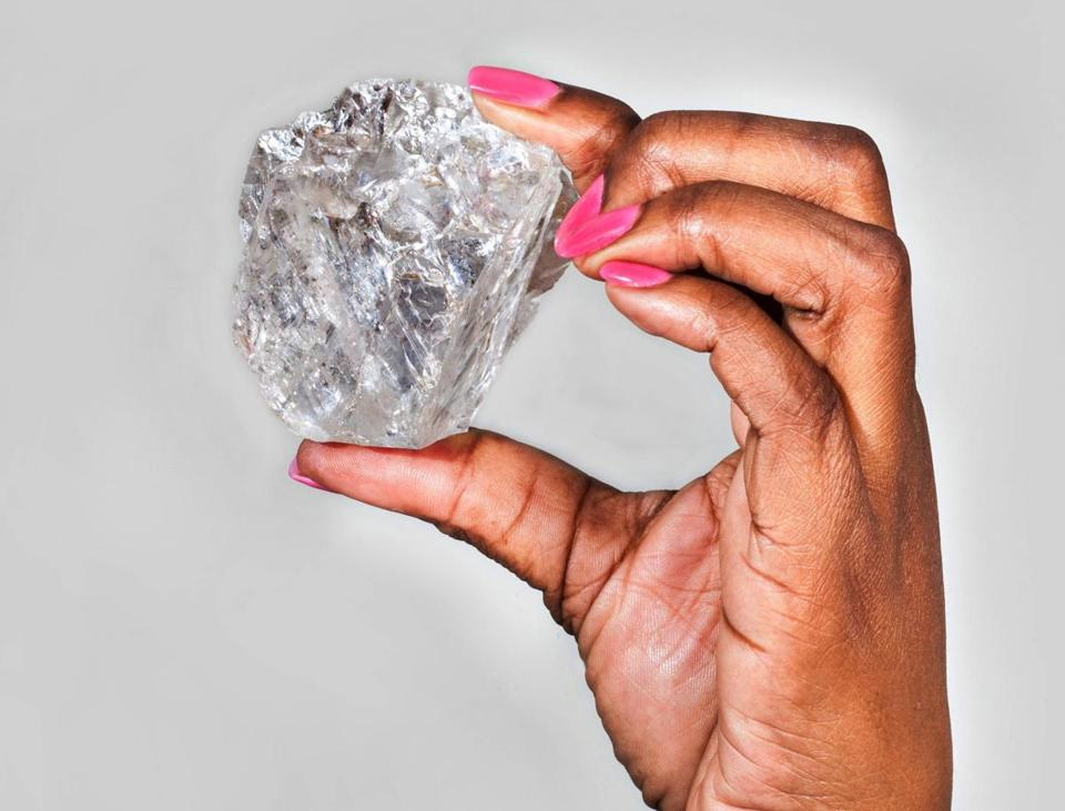Why it's hard to put a price on world's biggest diamonds