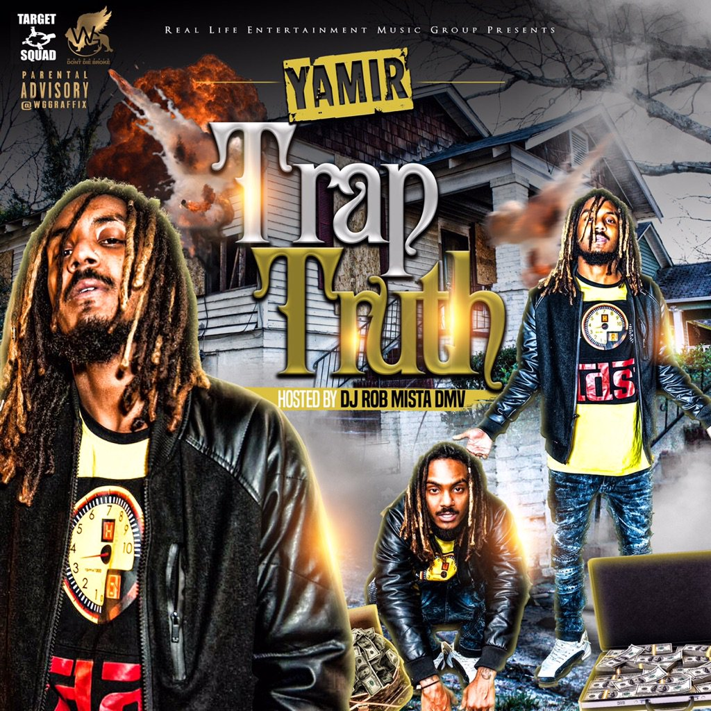 [Mixtape] Yamir - Trap Truth :: #GetItLIVE! https://t.co/4AM0F4oZYx @IndyTapes @TargetSquad @YahYah_Capone https://t.co/MPAk2RjGU4