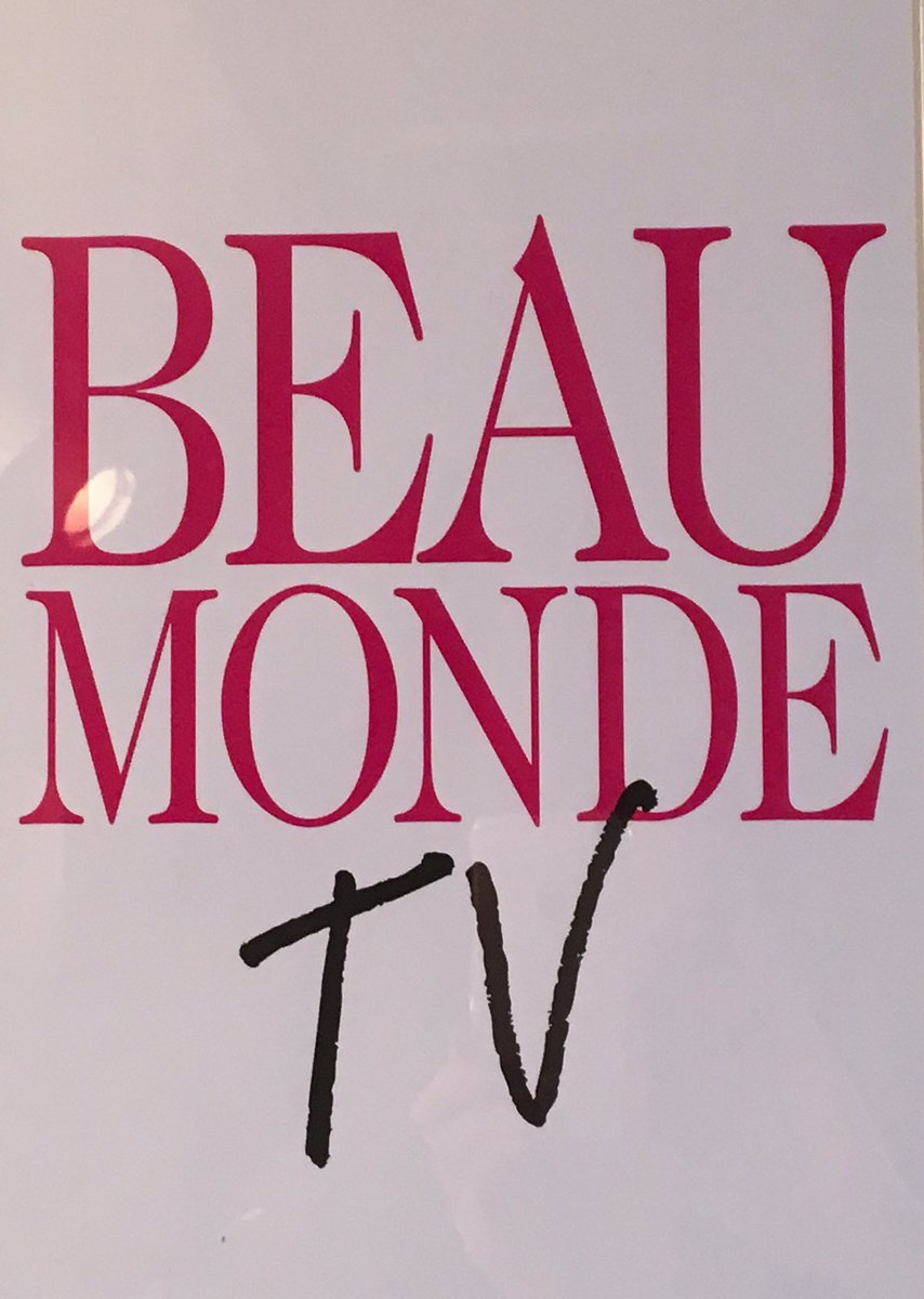 Hair tutorial Beau Monde TV powered by L'Oréal Professionnel.  #lorealpronl #lorealprofessionnel #beaumonde #teamf https://t.co/wjuPvNYtJj