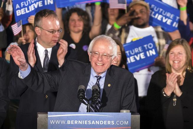 JUST IN: BernieSanders to hold rally Saturday in Denver ahead of dinner event