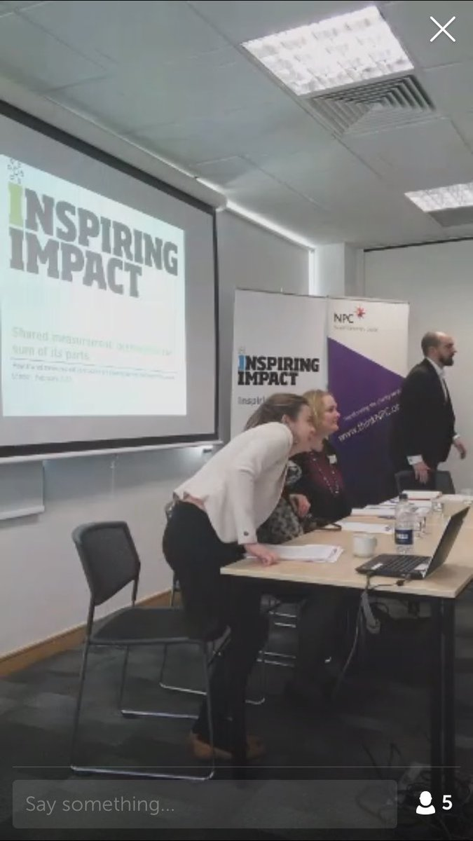Listening in my first @PeriscopeLive @Inspiringlmpact event in shared social impact https://t.co/9IfGS7fIXF