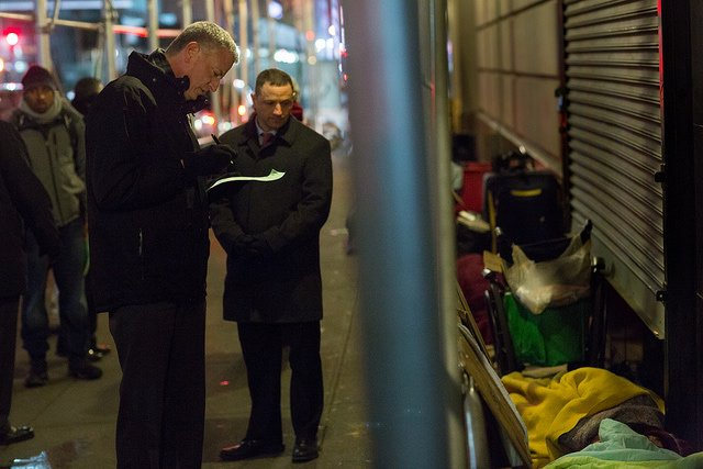 I Tried To Save A Homeless Woman From Freezing & The City Couldn't Help Us