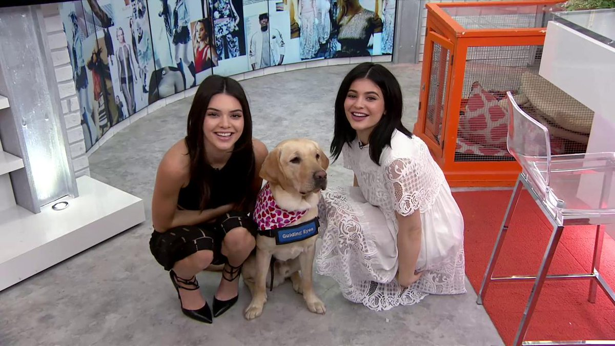.@WranglerTODAY's new best friends: @KendallJenner and @KylieJenner! https://t.co/t0JP95RMxG