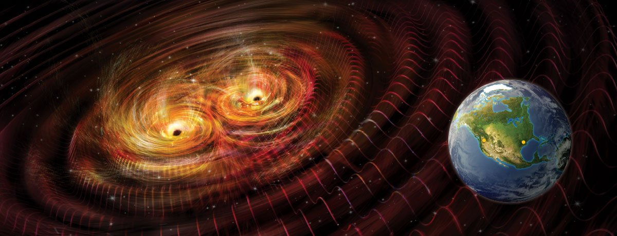 BREAKING: It's official. #AdvancedLIGO has detected #gravitationalwaves! https://t.co/F2hRSi6k1J https://t.co/mqeebA95B2
