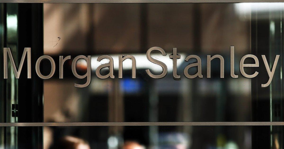 JUST IN: @MorganStanley will pay $3.2 bil for the company's role in 2008 economic crisis