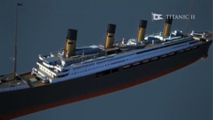 Titanic 2 being built in China by Australian tycoon, scheduled to set sail in 2018