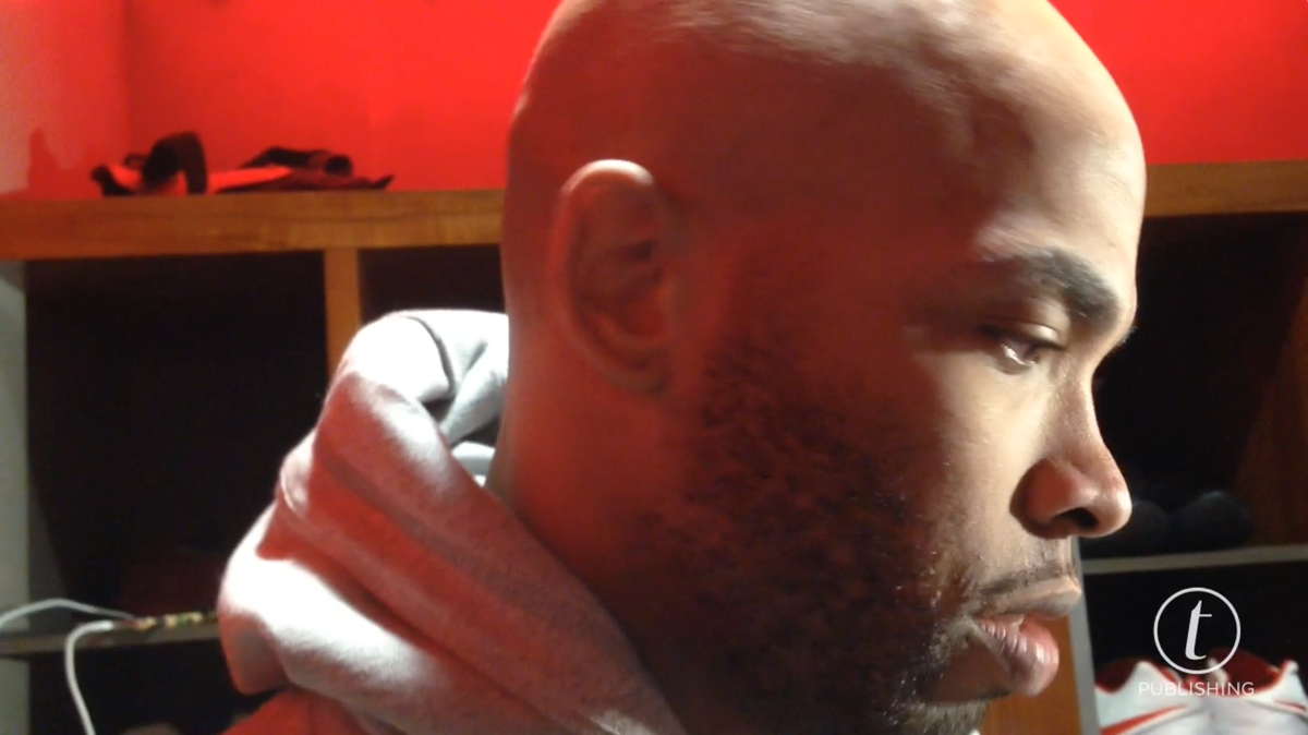 """Taj Gibson: """"We used to win games with less than this. It hurts my heart"""" https://t.co/sOSI8pDmjA via @KCJHoop https://t.co/zmu8mMf12T"""