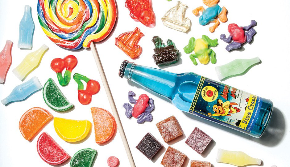 The List: CandyLand