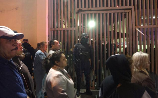 52 inmates killed, 12 injured in fire following rival fights in a northern Mexico jail