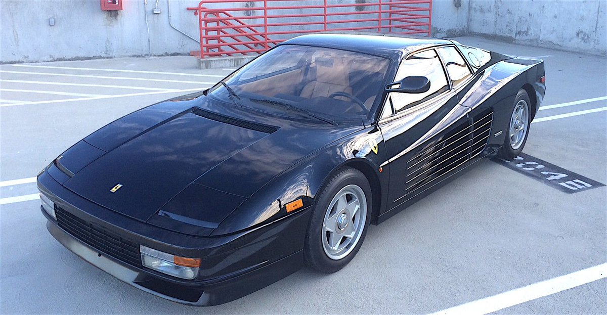 Peter Norell On Twitter 1986 Ferrari Testarossa For Sale
