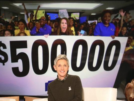 Here's a roundup what's making news today: @TheEllenShow donation, I-75 expansion, more