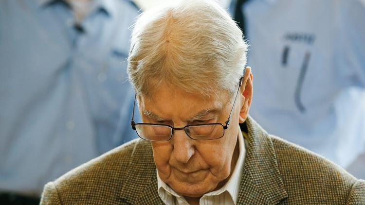 94-year-old former Auschwitz guard goes on trial on 170,000 counts of accessory to murder