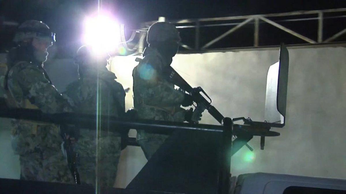 52 dead in riot at northern Mexico prison