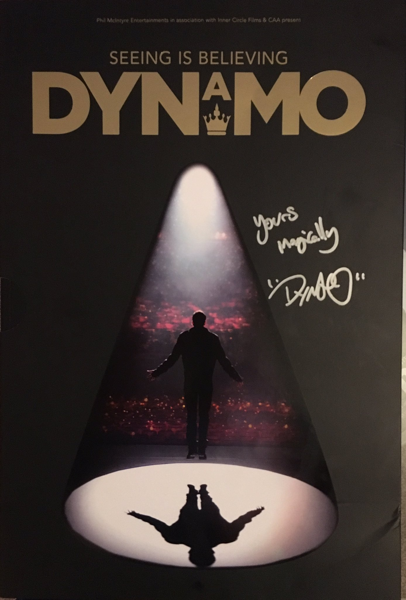 RT @Matthew2473: Unbelievable performance by @Dynamomagician at #BIC I've seen, I believe! #magic https://t.co/mYmKXaK10T