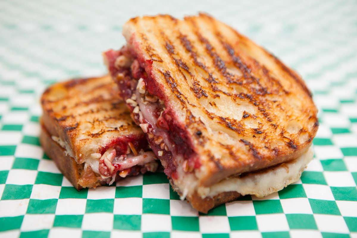 Gayle's Best Ever Grilled Cheese is now open in the Loop!