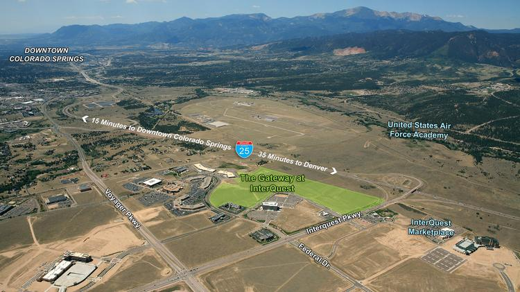 Denver developer planning 77-acre blend of apts, hotels, retail & office in Colorado Springs