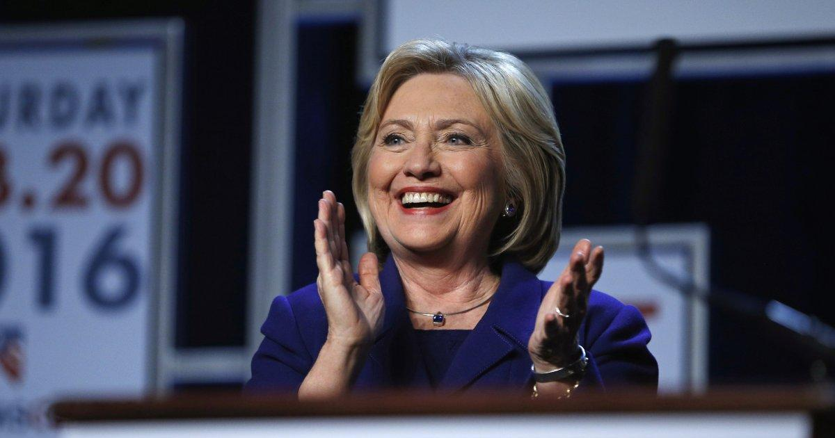 @HillaryClinton picks up high-profile endorsement from Congressional Black Caucus committee
