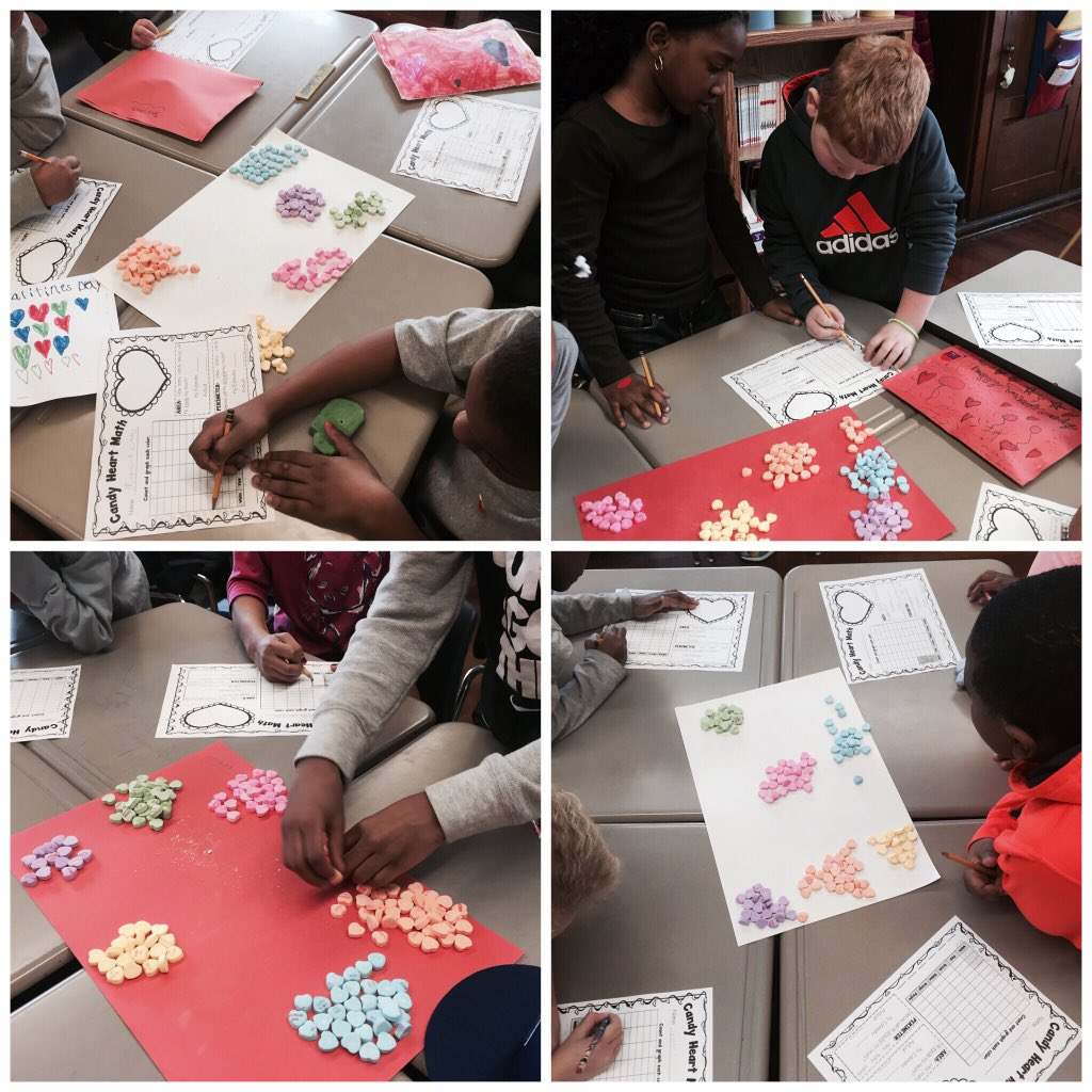 Valentine's Day math! Graphing, fractions, adding, subtracting, area, perimeter #rmbacon #mrssinonesclass #math https://t.co/UhHY5c4QpX