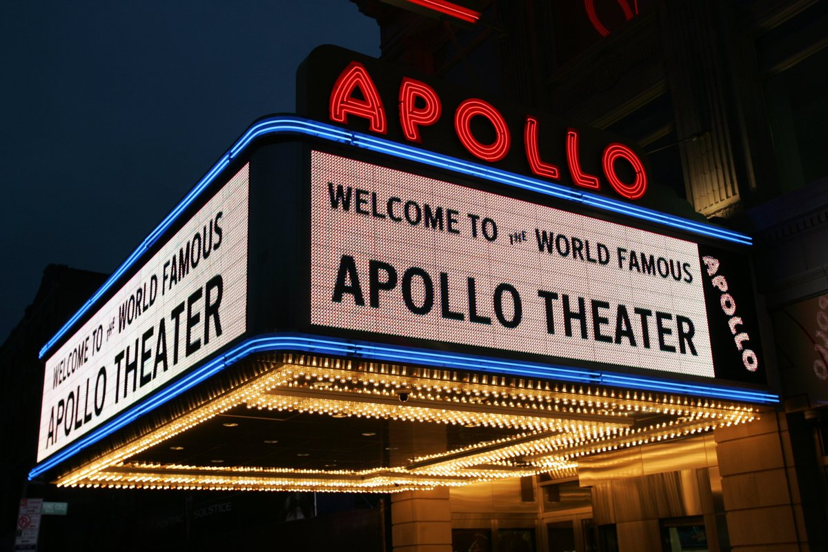 Since the 1930s, some of the best African American talent has performed @ApolloTheater: TBT