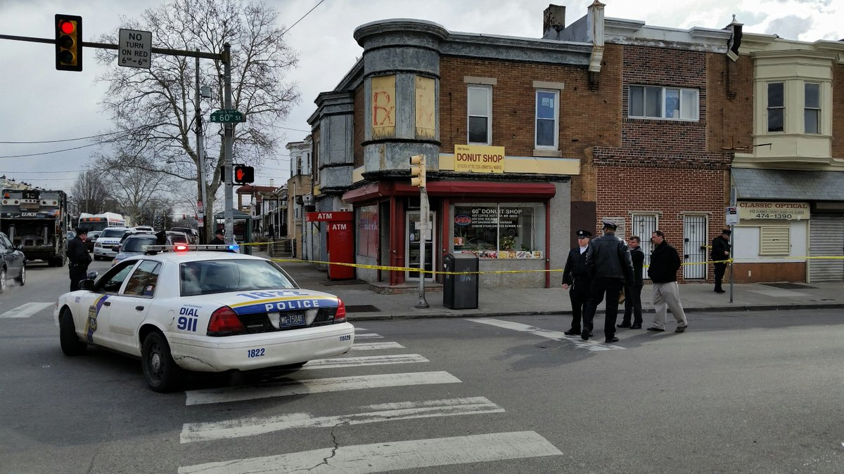 Double shooting at 59th & Pine earlier is now a double homicideWestPhilly