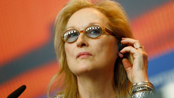 Meryl Streep on panel diversity: We're all Africans, really
